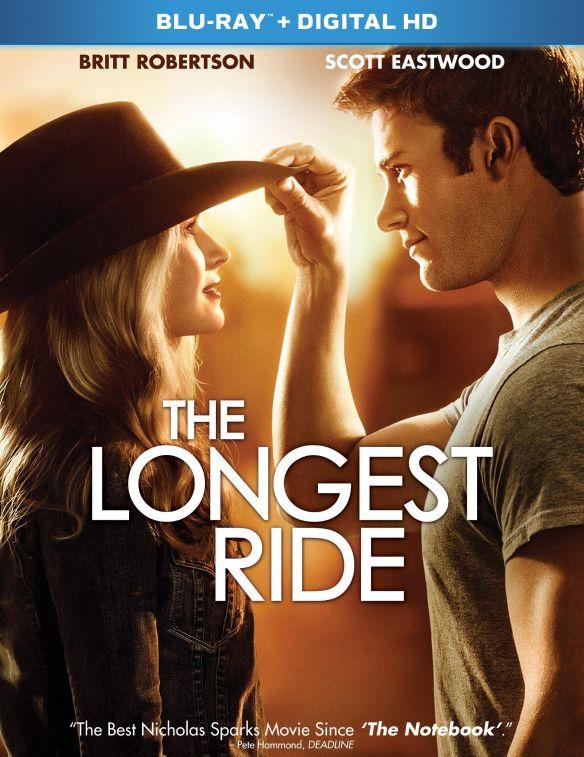 The Longest Ride [Blu-ray] [2015] 9128119
