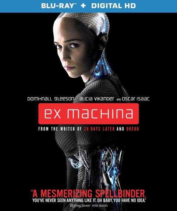 Ex Machina [Blu-ray] [2015] 9128128