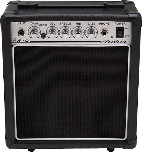 Image of Archer Guitars - GA-15 15W Guitar Combo Amplifier
