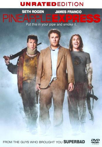 Pineapple Express [Unrated] [DVD] [2008] 9132609