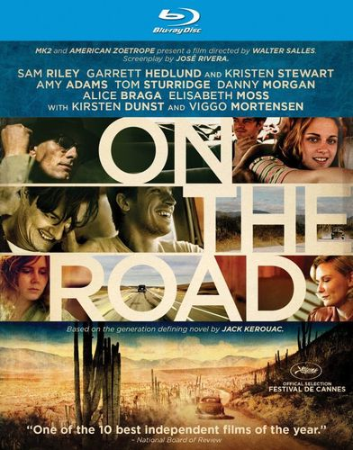 On the Road [Blu-ray] [2012] 9135042