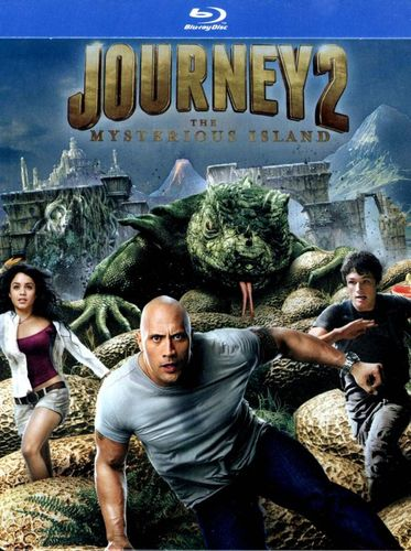Journey 2: The Mysterious Island [Blu-ray] [2012] 9136041