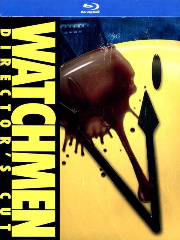 Watchmen [SteelBook] [Blu-ray] [2009] 9136087