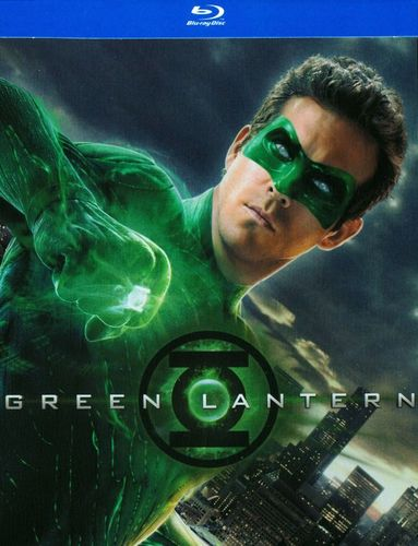 Green Lantern [SteelBook] [Blu-ray] [2011] 9136148