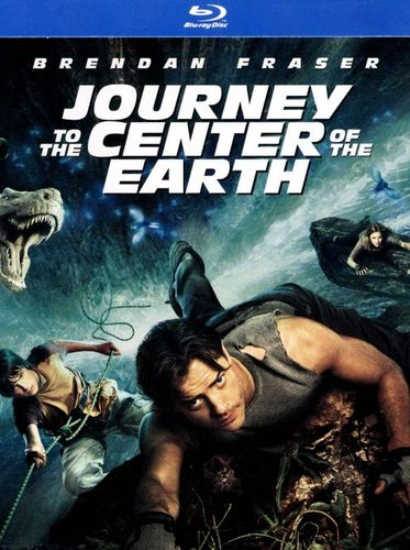 Journey to the Center of the Earth [Blu-ray] [2008] 9136324