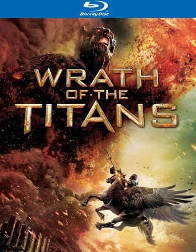 Wrath of the Titans [Blu-ray] [2012] 9136342