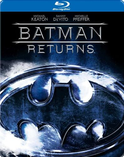Batman Returns [SteelBook] [Blu-ray] [1992] 9136411