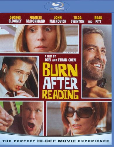 Burn After Reading [Blu-ray] [2008] 9138916