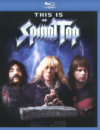 This Is Spinal Tap [WS] [Blu-ray] [1984] 9139577