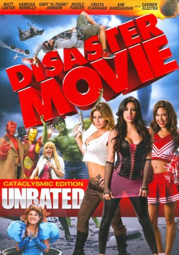 Disaster Movie [WS] [Unrated] [DVD] [2008] 9139611
