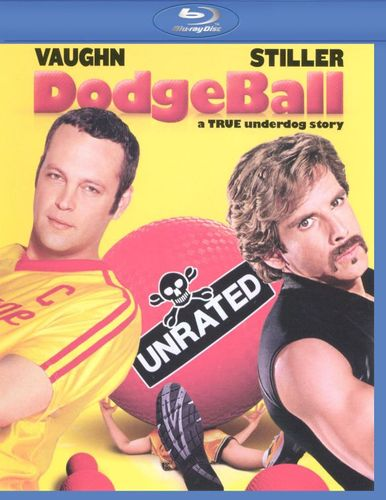 Dodgeball: A True Underdog Story [WS] [Unrated] [Blu-ray] [2004] 9139693
