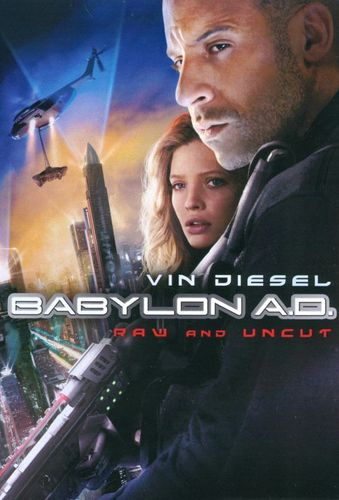 Babylon A.D. [Rated/Unrated] [2 Discs] [DVD] [2008] 9139782