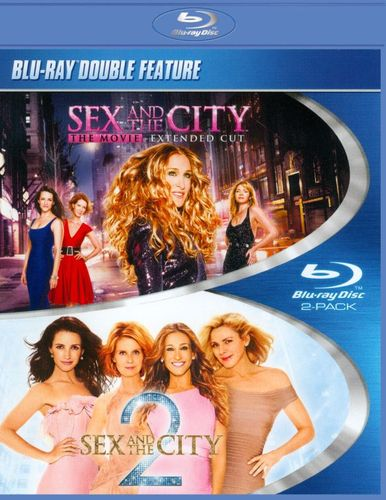 Sex and the City 1 & 2 [DVD] 9143095