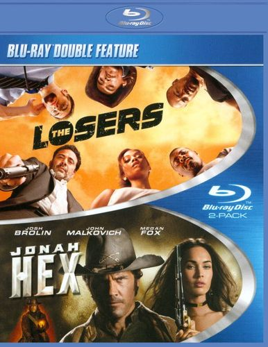 The Losers/Jonah Hex [Blu-ray] 9143156