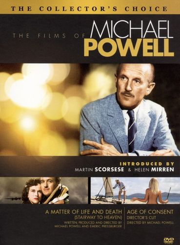 Michael Powell Double Feature [2 Discs] [DVD] 9143429