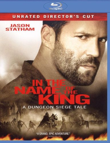 In the Name of the King: A Dungeon Siege Tale [WS] [Director's Cut] [Blu-ray] [2008] 9144393