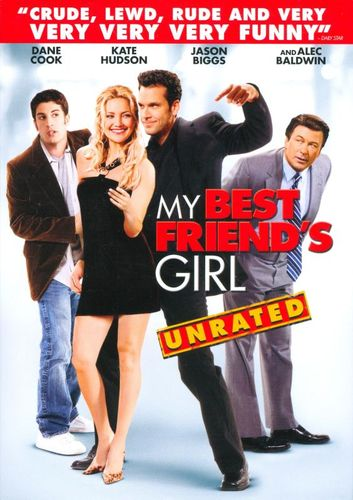 My Best Friend's Girl [WS] [Unrated] [DVD] [2008] 9146239