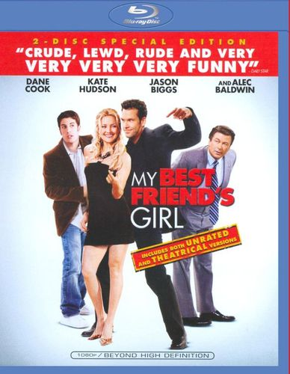 My Best Friend's Girl [WS] [Blu-ray] [2008] 9146444
