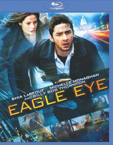 Eagle Eye [Blu-ray] [2008] 9148763