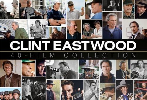 Clint Eastwood: 40-Film Collection [24 Discs] [DVD] 9150059