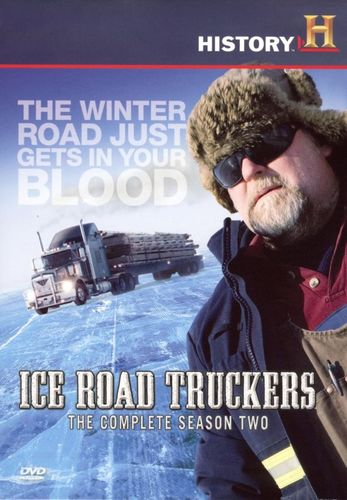 Ice Road Truckers: The Complete Season Two [4 Discs] [DVD] 9151222