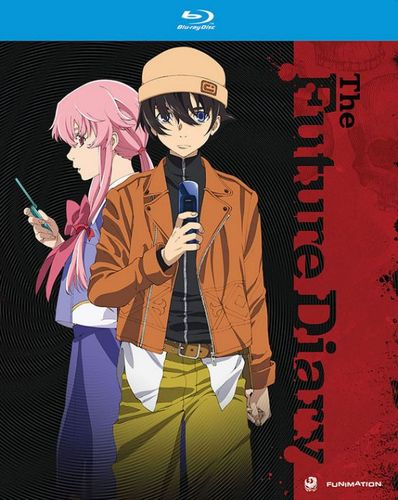 The Future Diary: The Complete Series [Blu-ray] [3 Discs] 9158012