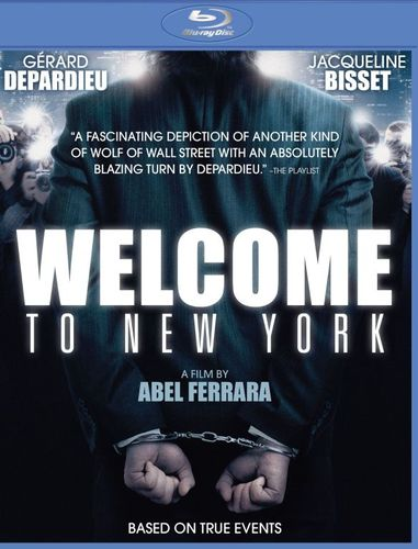 Welcome to New York [Blu-ray] [2014] 9158021