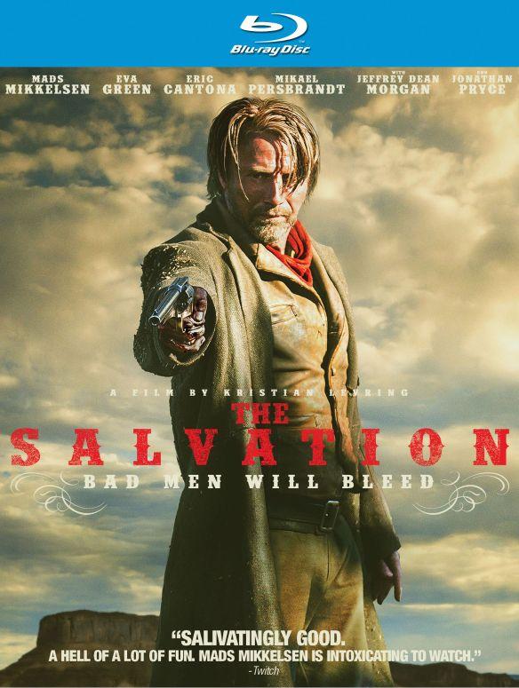 The Salvation [Blu-ray] [2014] 9158049