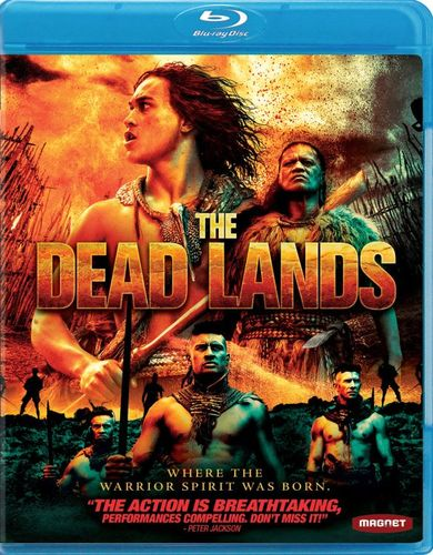 The Dead Lands [Blu-ray] [2014] 9158355