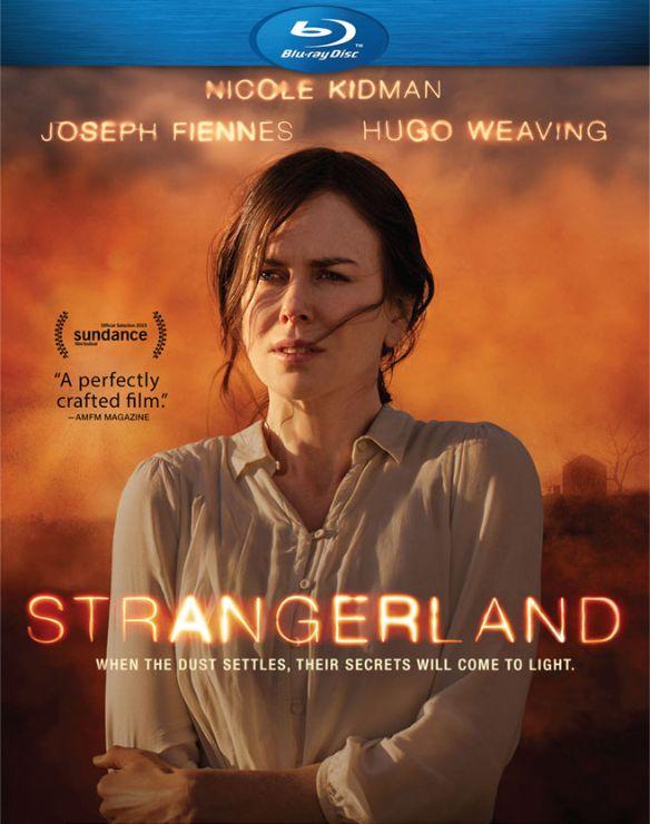 Strangerland [Blu-ray] [2015] 9158364