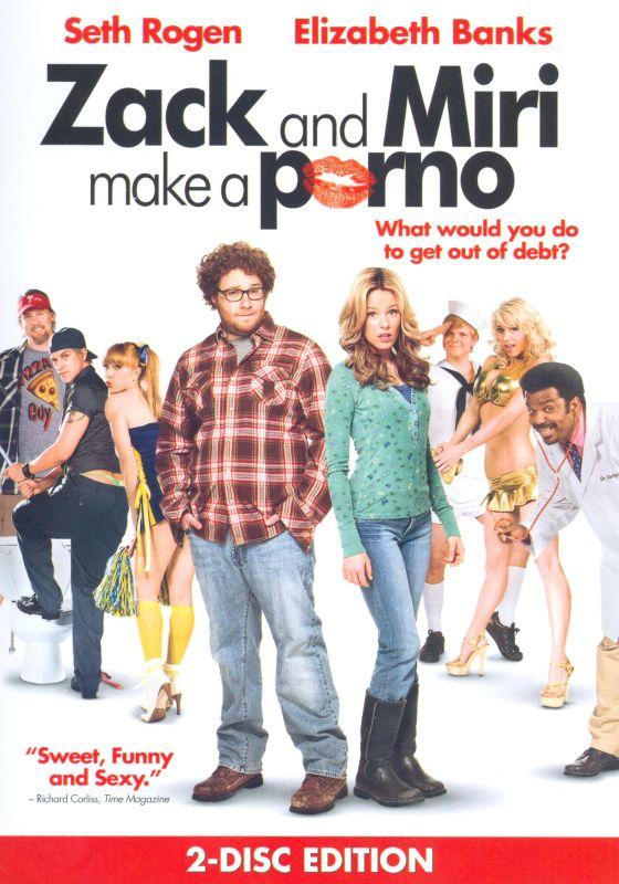 Zack and Miri Make a Porno [2 Discs] [DVD] [2008] 9164245