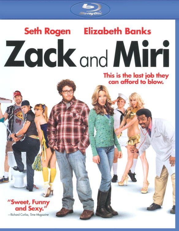 Zack and Miri Make a Porno [Blu-ray] [2008] 9164352
