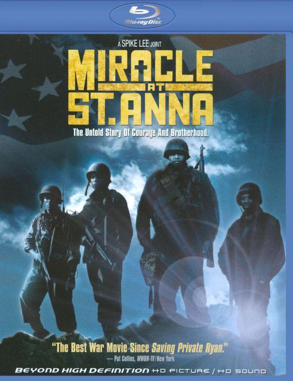 Miracle at St. Anna [Blu-ray] [2008] 9164398