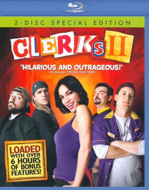 Clerks 2 [WS] [2 Discs] [Blu-ray] [2006] 9164414