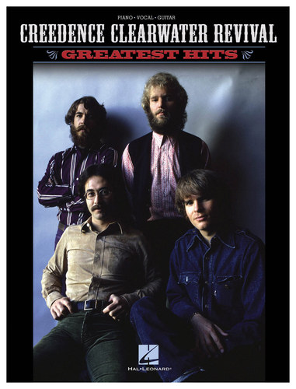 Hal Leonard - Creedence...