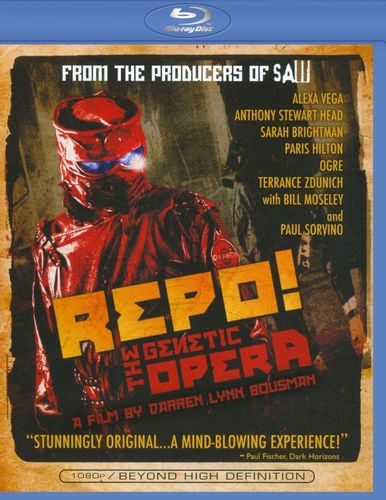 Repo! The Genetic Opera [Blu-ray] [2008] 9164619
