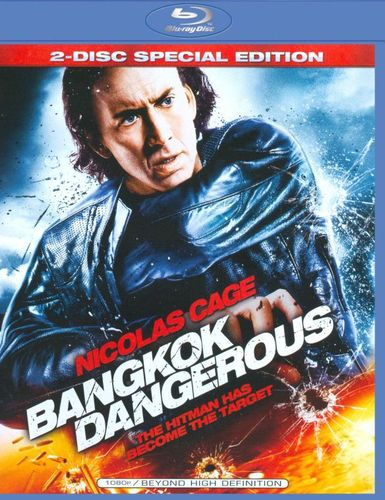 Bangkok Dangerous [2 Discs] [Special Edition] [Includes Digital Copy] [Blu-ray] [2008] 9169348