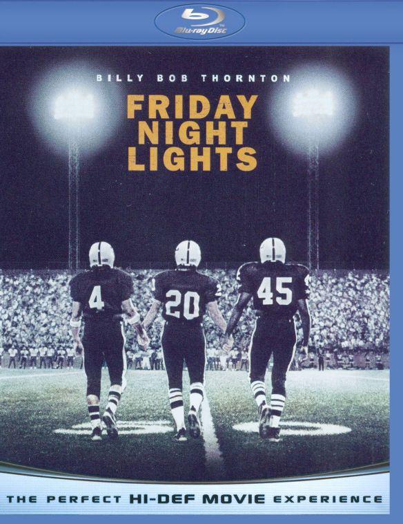 Friday Night Lights [WS] [Blu-ray] [2004] 9170283