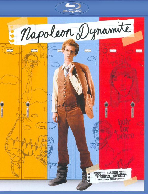 Napoleon Dynamite [WS] [Blu-ray] [2004] 9172227
