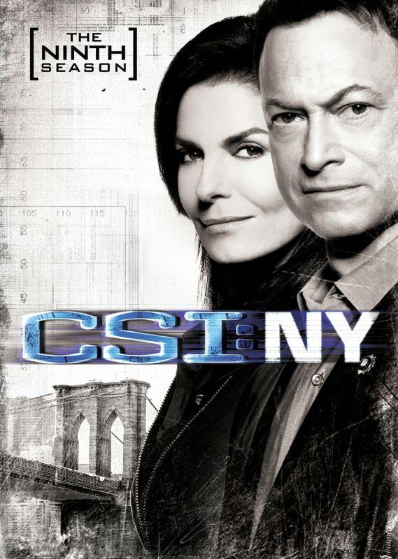 CSI: NY - The Final Season [5 Discs] [DVD]