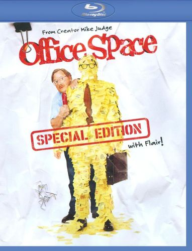 Office Space [WS] [Blu-ray] [1999] 9172316