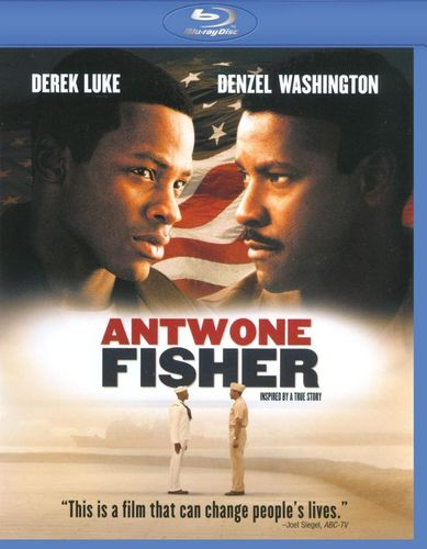 Antwone Fisher [WS] [Blu-ray] [2002] 9172334