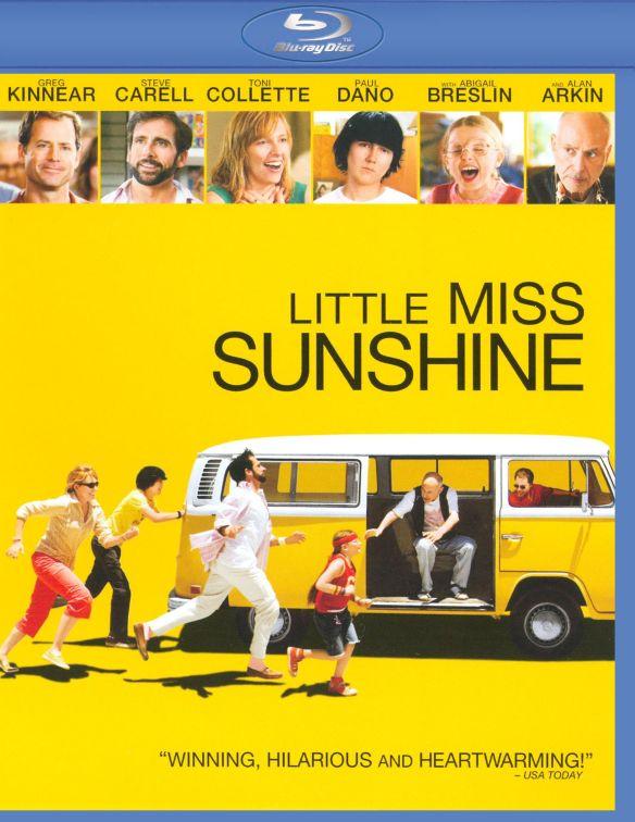 Little Miss Sunshine [Blu-ray] [2006] 9172343