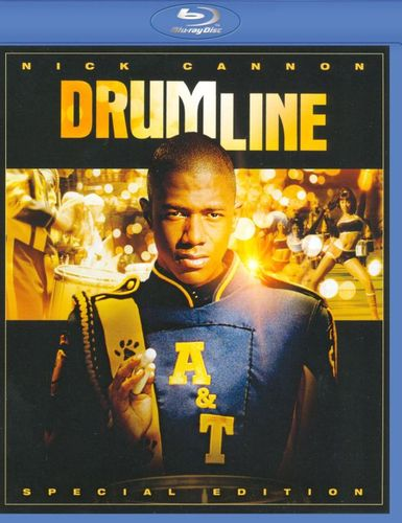 Drumline [Blu-ray] [2002] 9172398