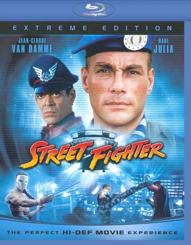 Street Fighter [Extreme Edition] [Blu-ray] [1994] 9173351