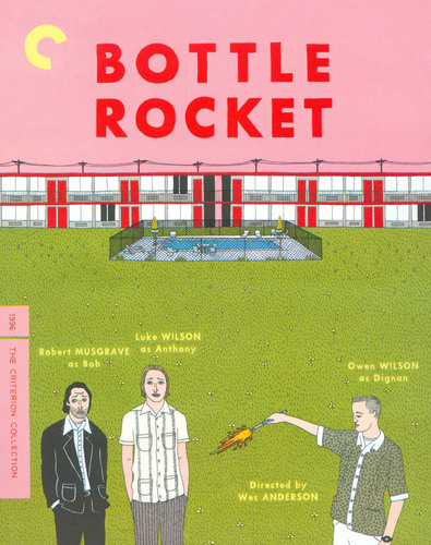 Bottle Rocket [Blu-ray] [Criterion Collection] [1996] 9178686