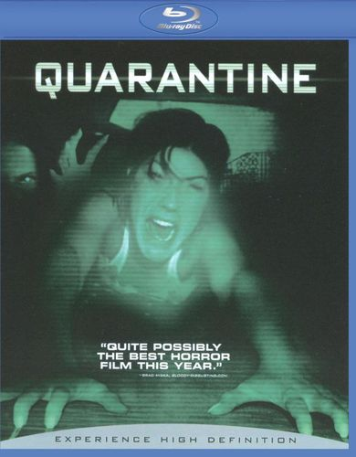 Quarantine [Blu-ray] [2008] 9180307