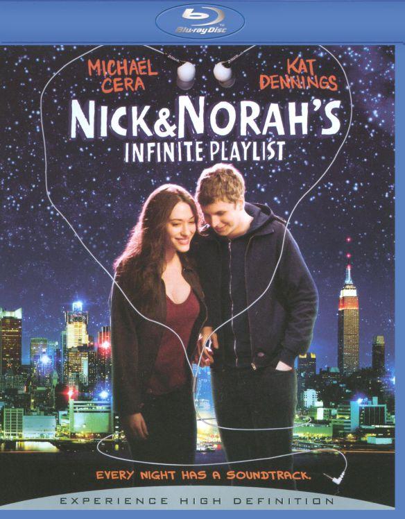Nick and Norah's Infinite Playlist [WS] [Blu-ray] [2008] 9180325