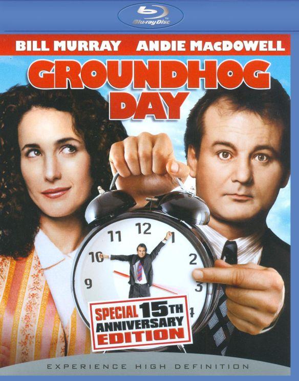 Groundhog Day [WS] [Blu-ray] [1993] 9180334
