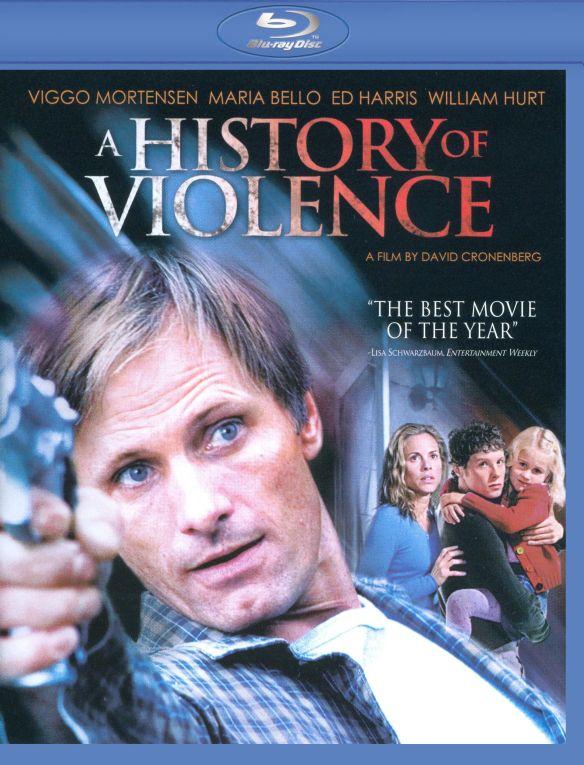 A History of Violence [Final Cut] [Blu-ray] [2005] 9186999